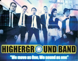 Higher Ground Band